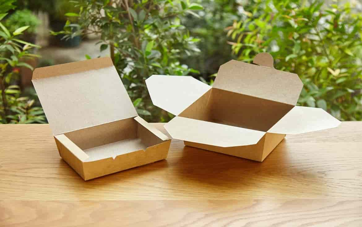 Paper packaging one